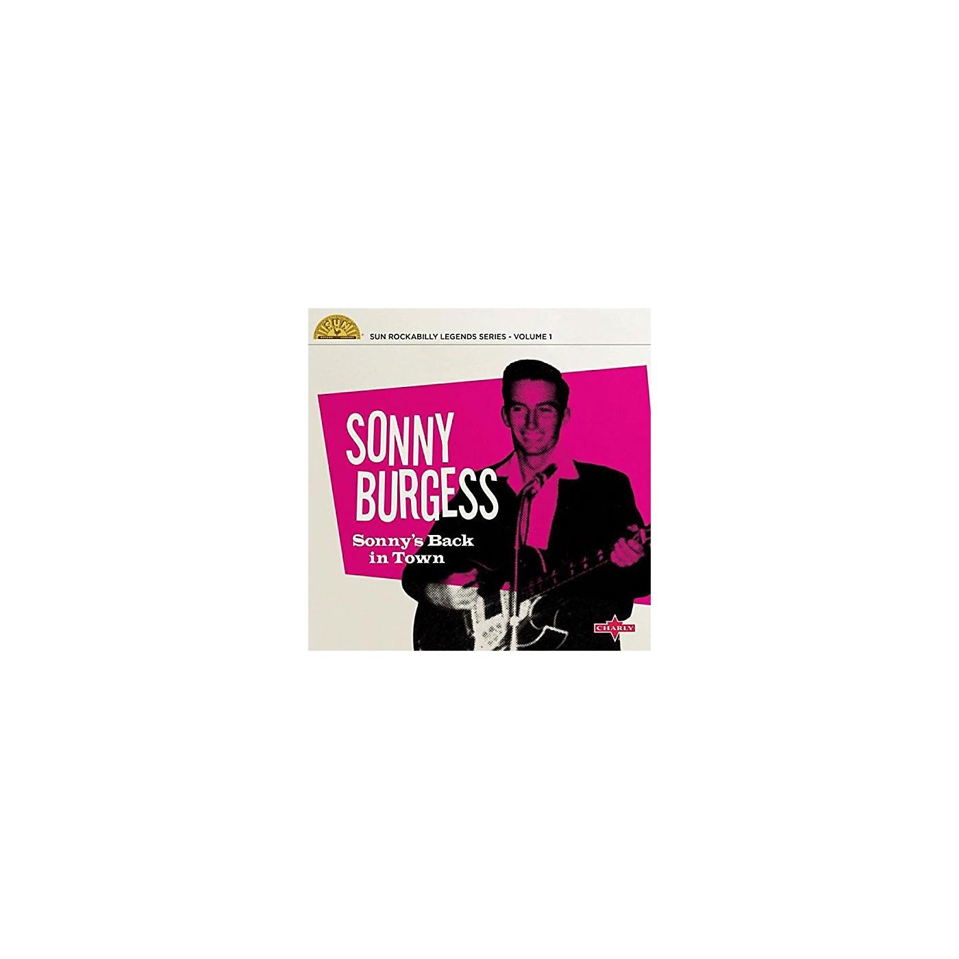 Alliance Sonny Burgress - Sonny's Back In Town thumbnail