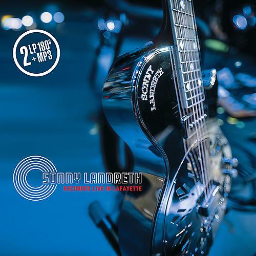 Alliance Sonny Landreth - Recorded Live In Lafayette thumbnail