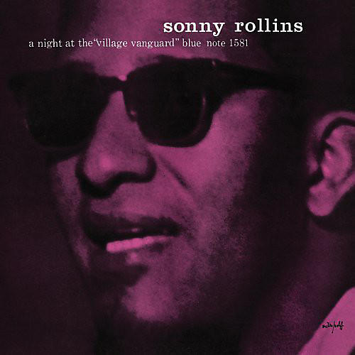 Alliance Sonny Rollins - A Night At The Village Vanguard thumbnail