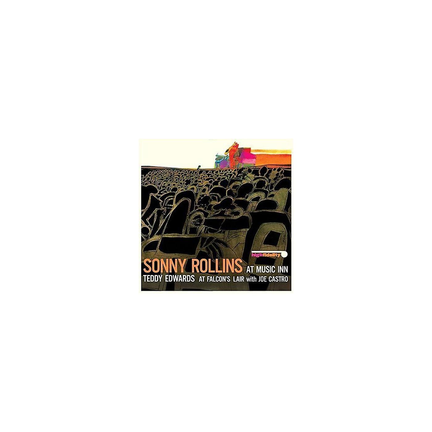 Alliance Sonny Rollins - At The Music Inn thumbnail