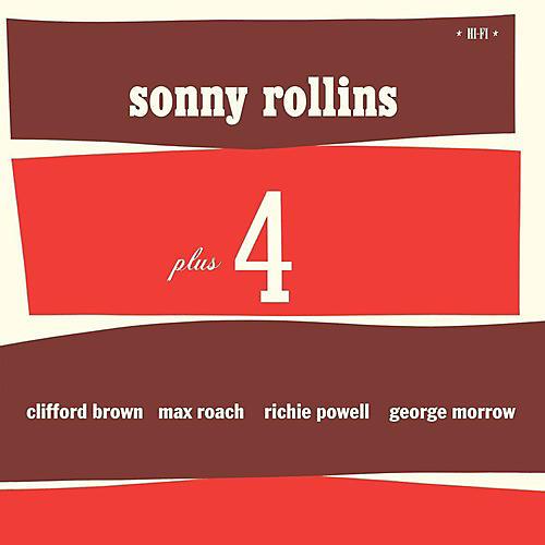 Alliance Sonny Rollins - Plus 4 + 2 Bonus Tracks thumbnail