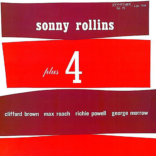 Alliance Sonny Rollins - Plus Four thumbnail