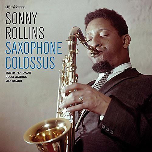 Alliance Sonny Rollins - Saxophone Colossus thumbnail