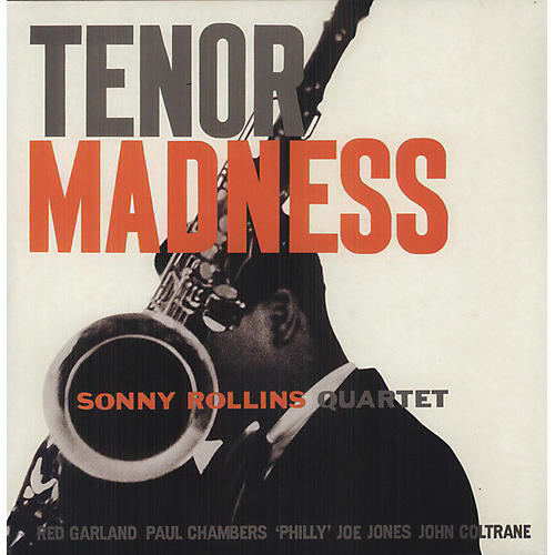 Alliance Sonny Rollins - Tenor Madness thumbnail