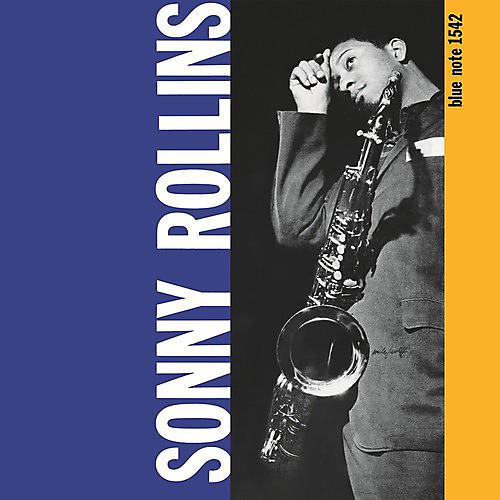 Alliance Sonny Rollins - Volume 1 (LP) thumbnail