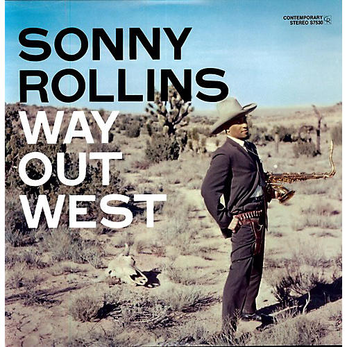 Alliance Sonny Rollins - Way Out West thumbnail