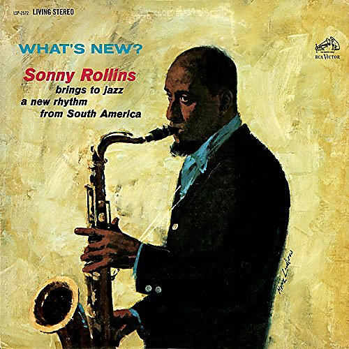 Alliance Sonny Rollins - What's New? thumbnail