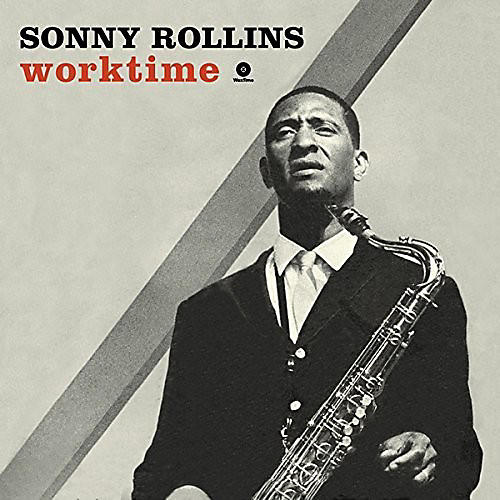 Alliance Sonny Rollins - Worktime thumbnail