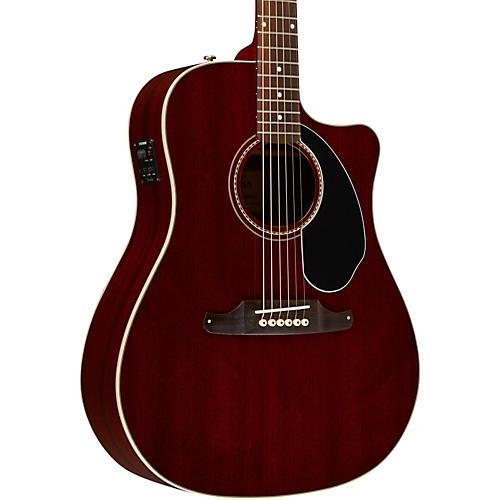 Fender Sonoran SCE Mahogany Acoustic Guitar thumbnail