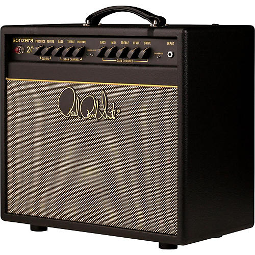 PRS Sonzera 20 20W 1x12 Tube Guitar Combo Amplifier-thumbnail