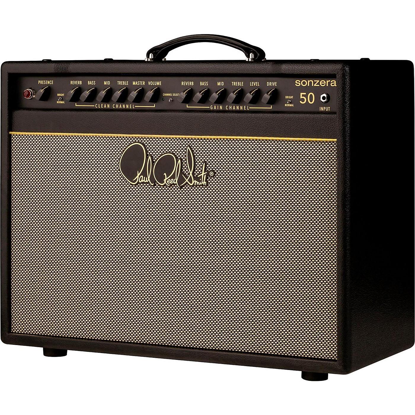 PRS Sonzera 50 50W 1x12 Tube Guitar Combo Amplifier thumbnail