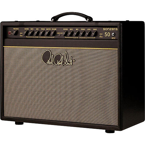 PRS Sonzera 50 50W 1x12 Tube Guitar Combo Amplifier thumbnail