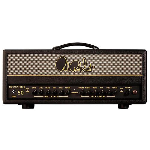 PRS Sonzera 50 50W Tube Guitar Amplifier Head thumbnail