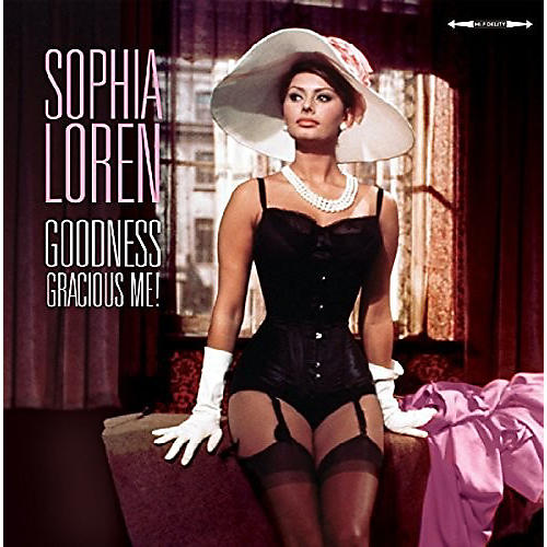 Alliance Sophia Loren - Goodness Gracious Me (Red Vinyl) thumbnail