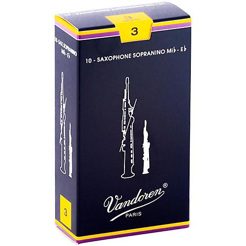 Vandoren Sopranino Saxophone Reeds thumbnail