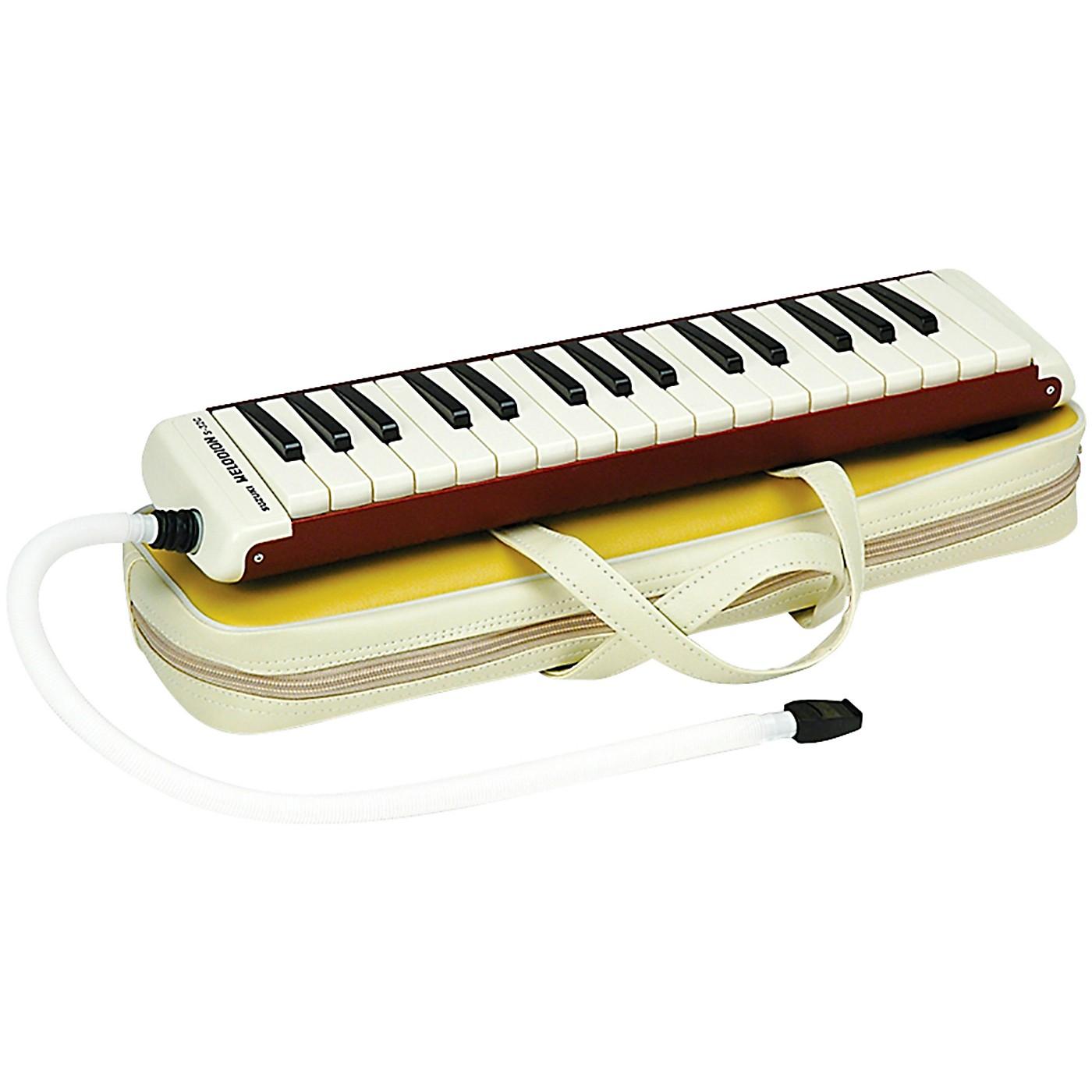 Suzuki Soprano Melodion with Case & Mouthpiece thumbnail