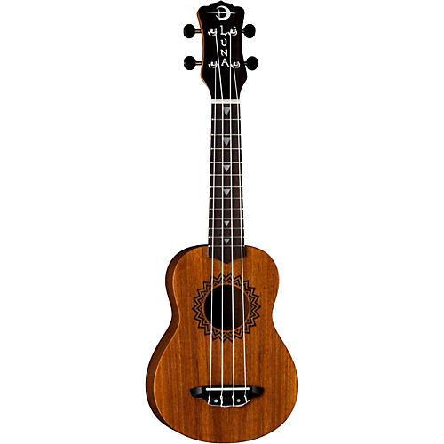 Luna Guitars Soprano Vintage Mahogany Ukulele thumbnail