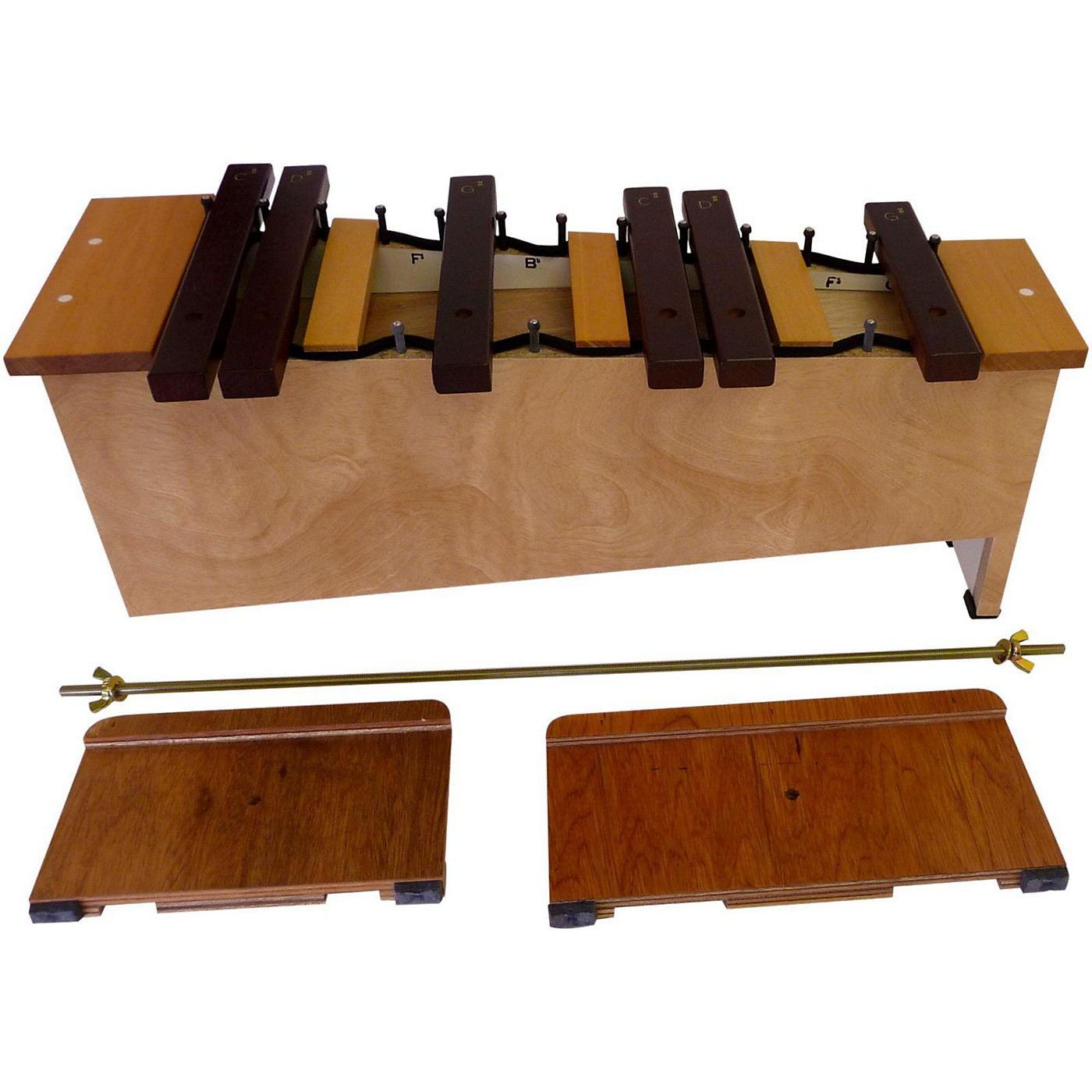 Suzuki Soprano Xylophone Chromatic Add-on thumbnail