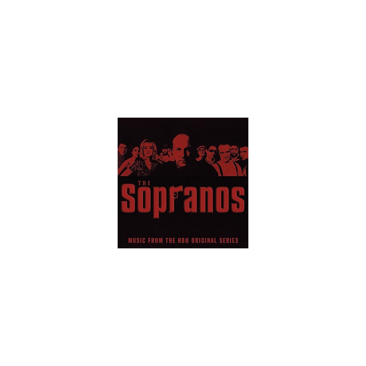Alliance Sopranos: Music from the HBO Original (Original Soundtrack) thumbnail