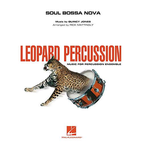 Hal Leonard Soul Bossa Nova Concert Band Level 3 thumbnail