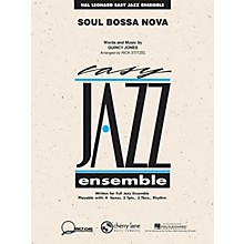 Cherry Lane Soul Bossa Nova Jazz Band Level 2 Arranged by Rick Stitzel
