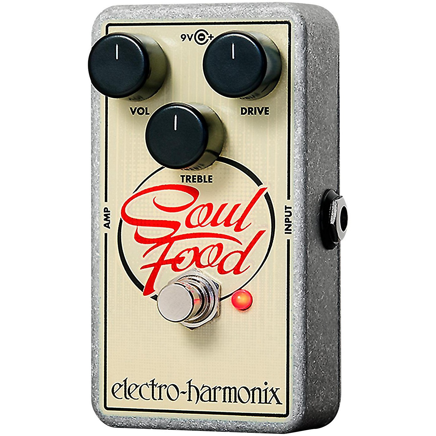 Electro-Harmonix Soul Food Overdrive Guitar Effects Pedal thumbnail