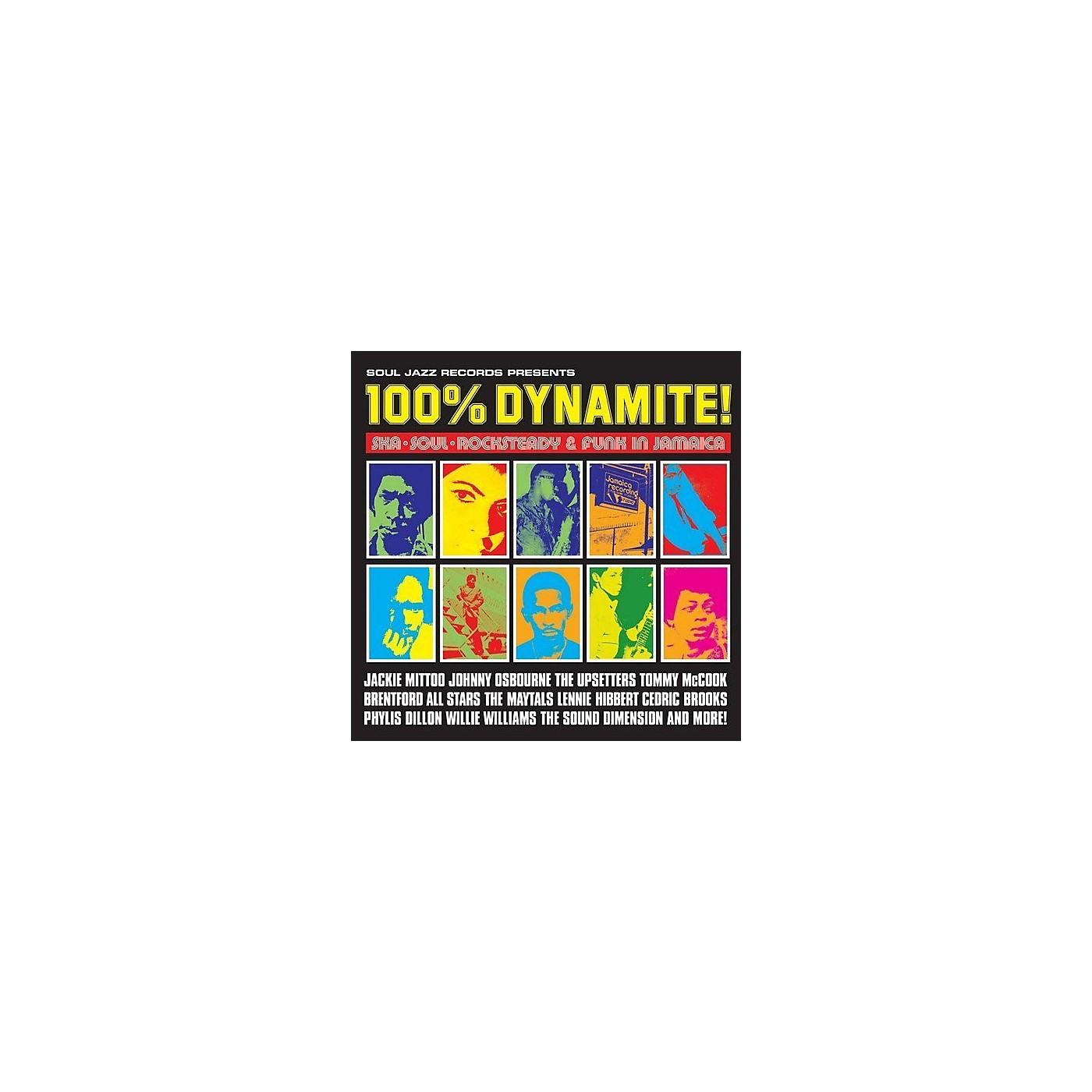 Alliance Soul Jazz Records Presents - 100% Dynamite thumbnail