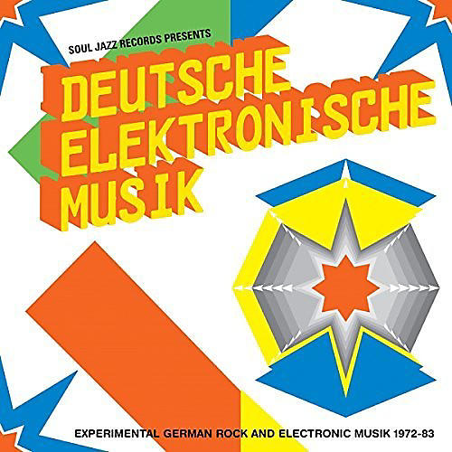 Alliance Soul Jazz Records Presents - Deutsche Elektronische Musik: Experimental German thumbnail