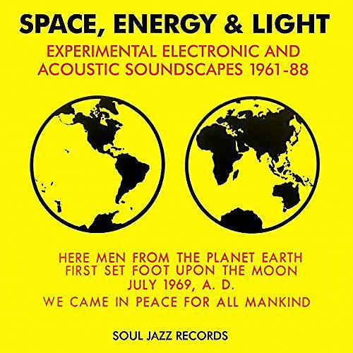 Alliance Soul Jazz Records Presents - Space Energy & Light thumbnail