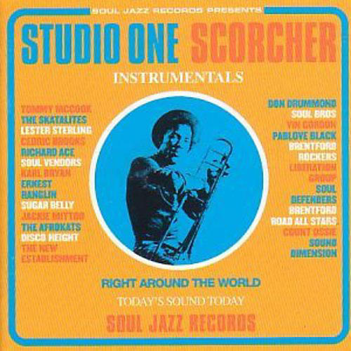 Alliance Soul Jazz Records Presents - Studio One Scorcher thumbnail