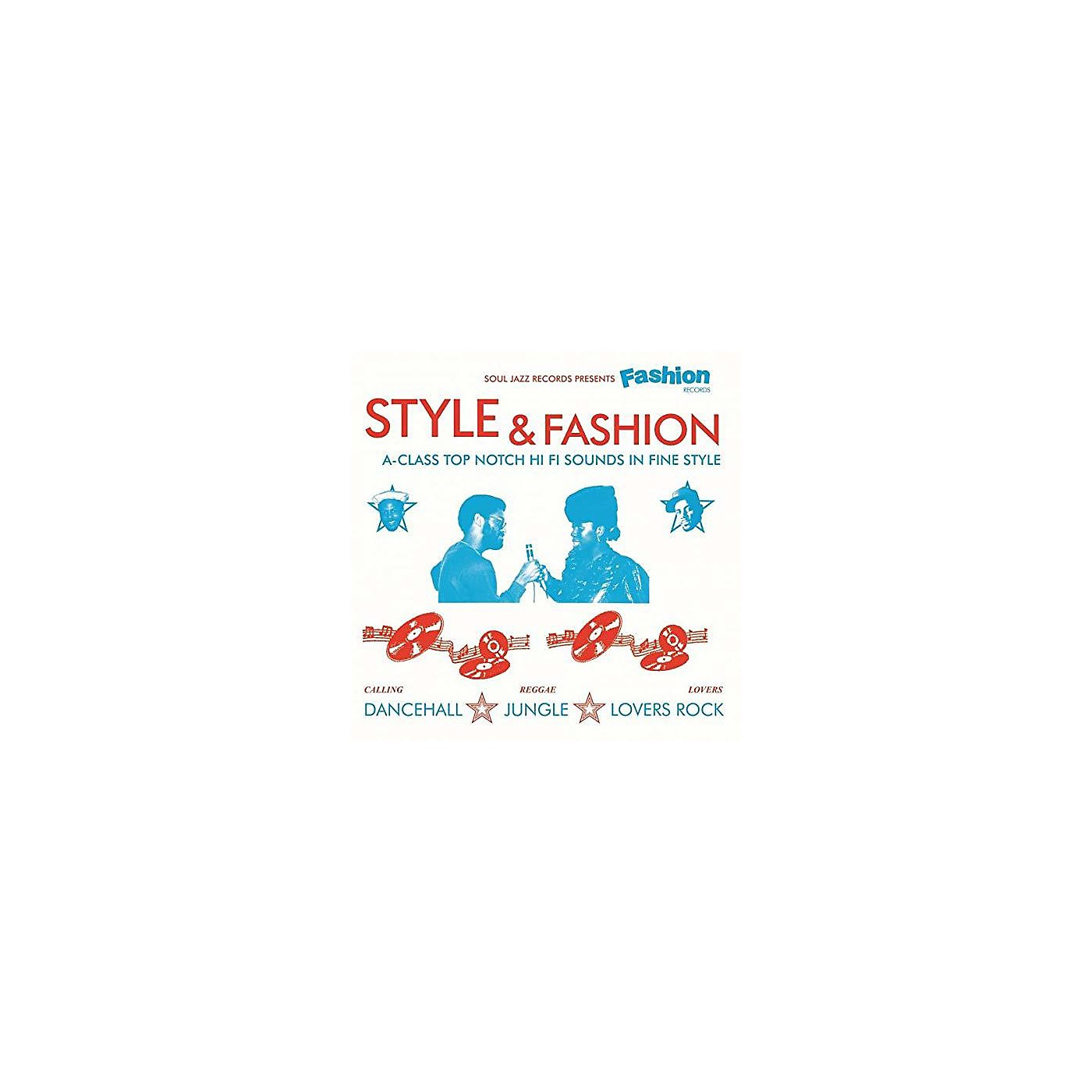 Alliance Soul Jazz Records Presents Fashion Records: Style & Fashion thumbnail