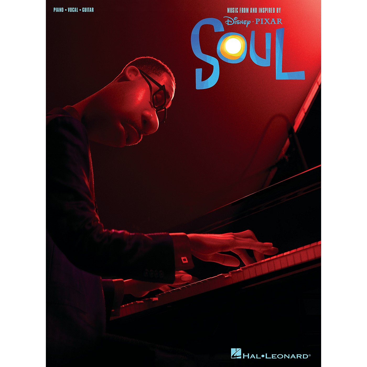 Hal Leonard Soul (Music from and Inspired by the Disney/Pixar Motion Picture) Piano/Vocal/Guitar Songbook thumbnail