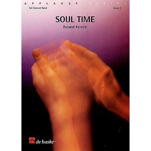 Hal Leonard Soul Time (score) Concert Band thumbnail