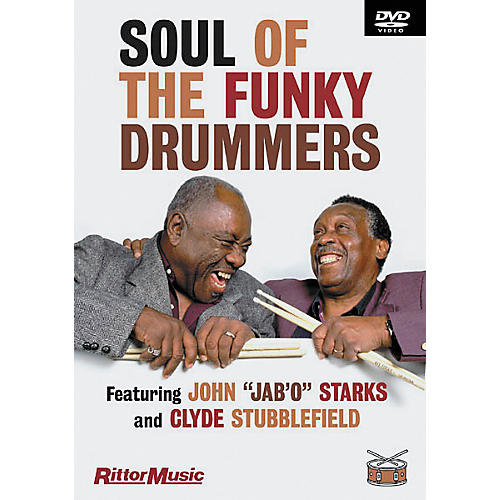 Hal Leonard Soul of the Funky Drummers (DVD) thumbnail