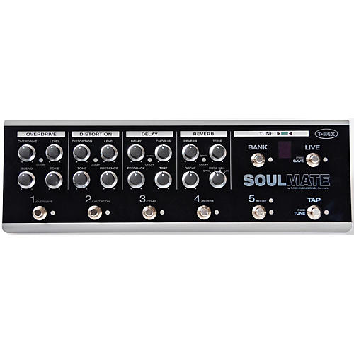 T-Rex Engineering Soulmate Multi-Effects Pedal thumbnail