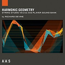 Applied Acoustics Systems Sound Bank Series String Studio VS-2 - Harmonic Geometry