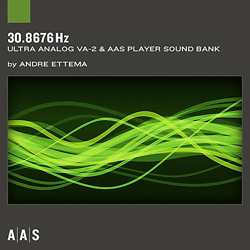 Applied Acoustics Systems Sound Bank Series Ultra Analog VA-2 - 30.8676 Hz Software Download thumbnail