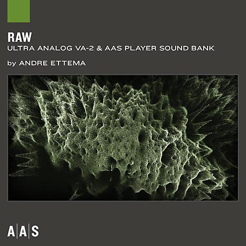 Applied Acoustics Systems Sound Bank Series Ultra Analog VA-2 - Raw thumbnail