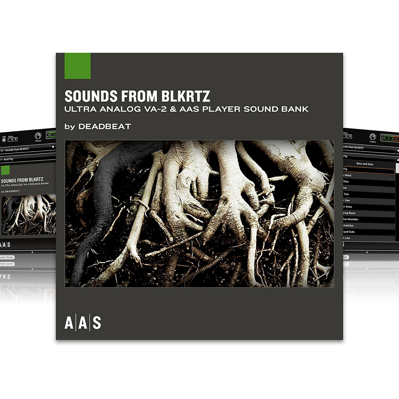 Applied Acoustics Systems Sound Bank Series Ultra Analog VA-2 - Sounds from BLKRTZ thumbnail