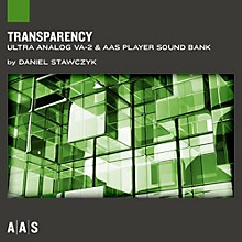 Applied Acoustics Systems Sound Bank Series Ultra Analog VA-2 - Transparency