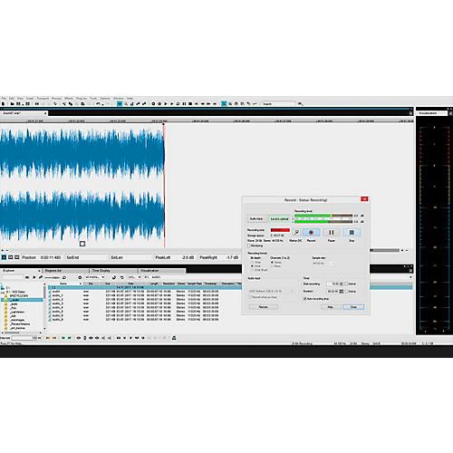 Magix Sound Forge Pro 12 EDU thumbnail