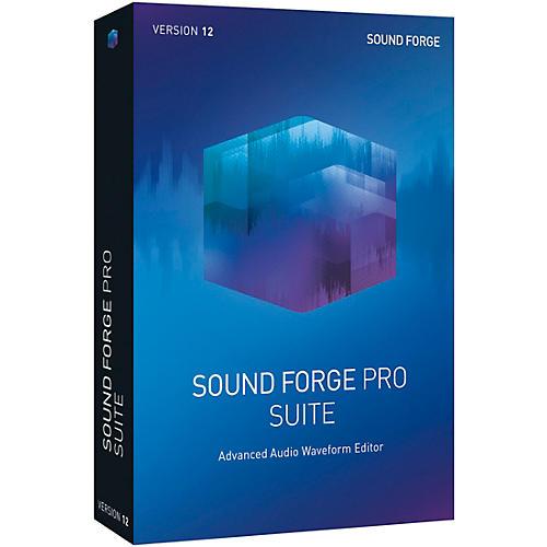 Magix Sound Forge Pro 12 Suite thumbnail