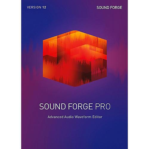 Magix Sound Forge Pro 12 Upgrade thumbnail