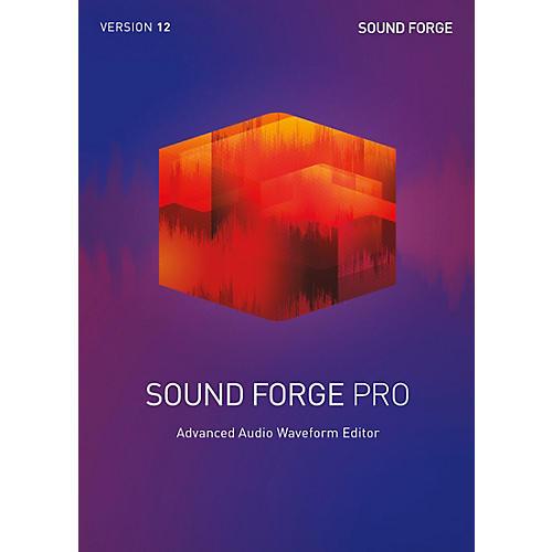 Magix Sound Forge Pro 12 thumbnail