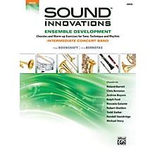 Alfred Sound Innovations Concert Band Ensemble Development Oboe Book
