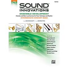 Alfred Sound Innovations Concert Band Ensemble Development Timpani Book