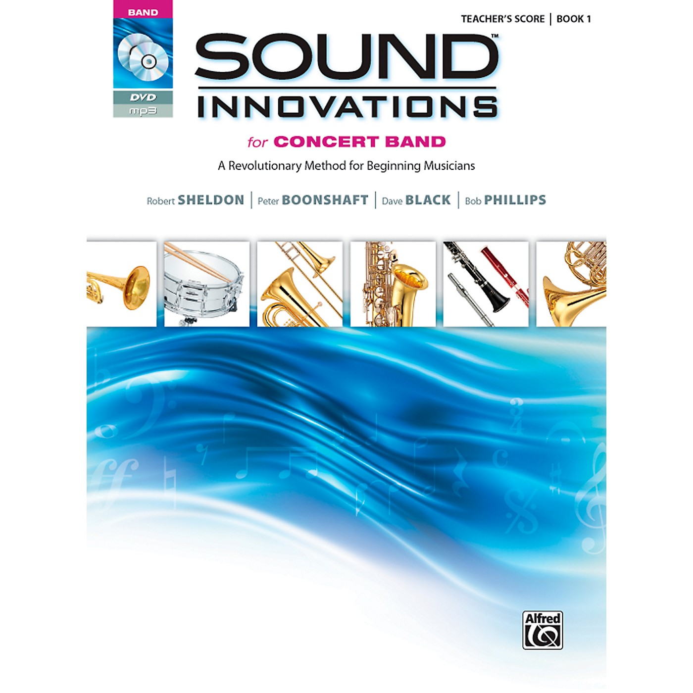 Alfred Sound Innovations for Concert Band, Book 1 Conductor's Score thumbnail