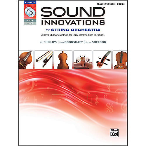 Alfred Sound Innovations for String Orchestra Book 2 Conductor's Score Book-thumbnail