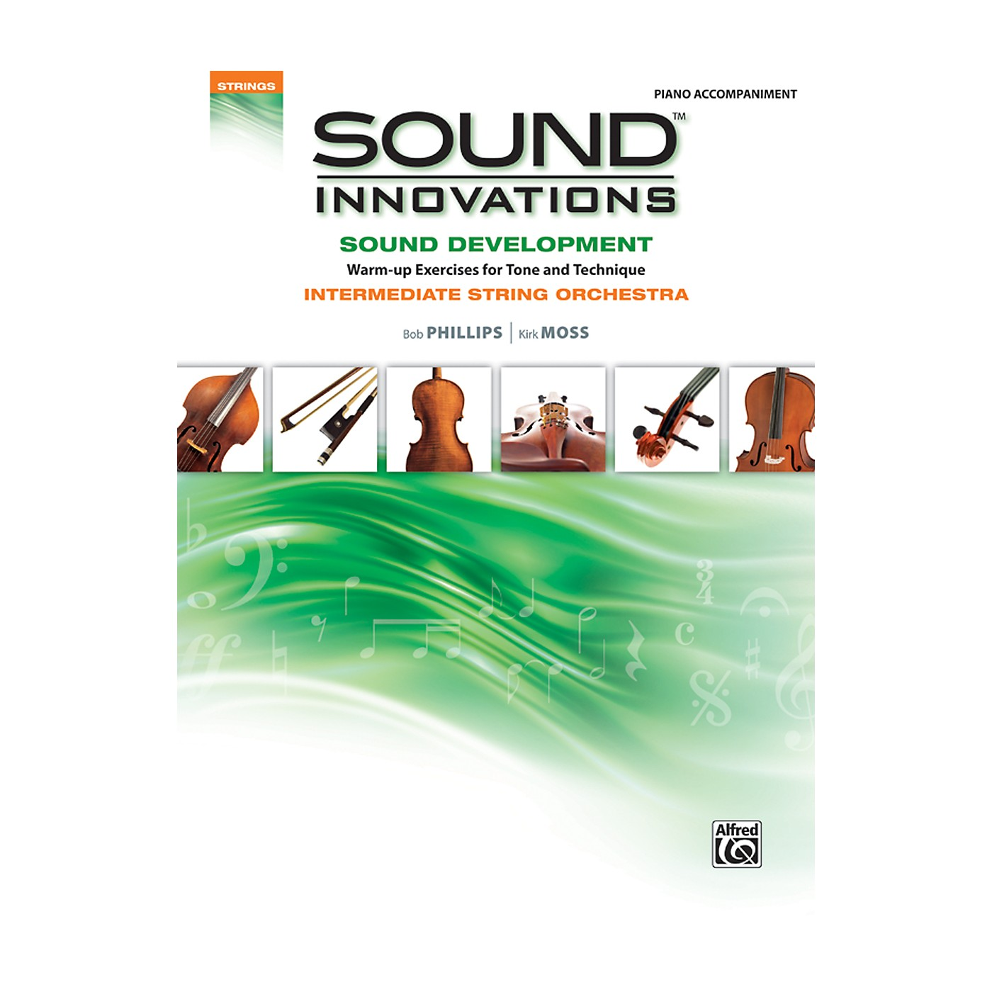 Alfred Sound Innovations for String Orchestra Sound Development Piano Accom. Book thumbnail