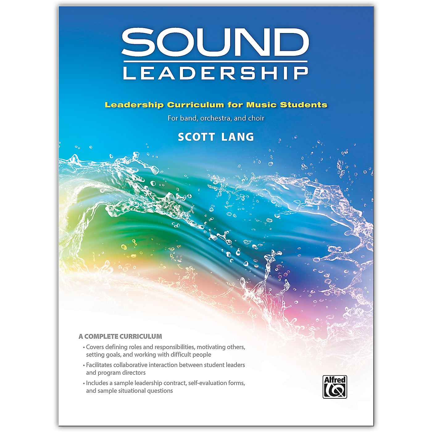 Alfred Sound Leadership Student Book thumbnail
